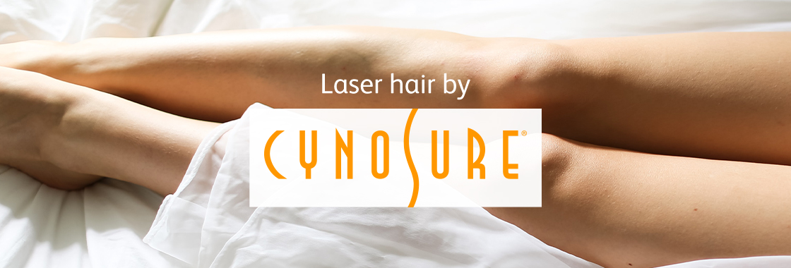 Laser hair by Cynosure